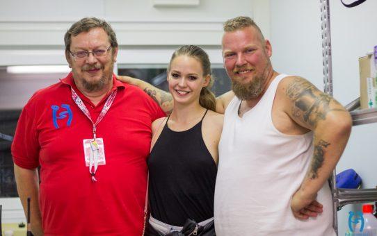 Sziget harmadik nap - Itt járt Miss Hungary 2017