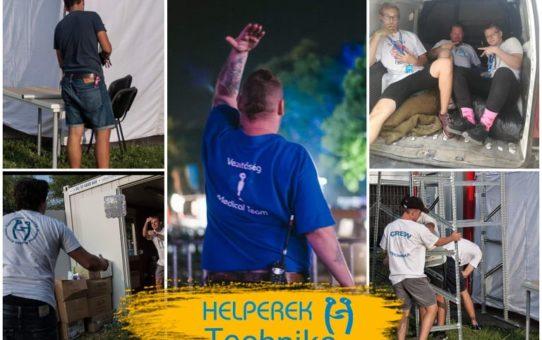 Várunk szeretettel a Helperek technika csapatába!