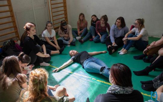 Negyedik képzés - újraélesztés
